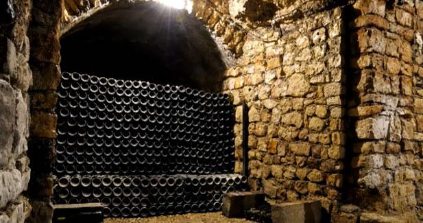 cave en Bourgogne