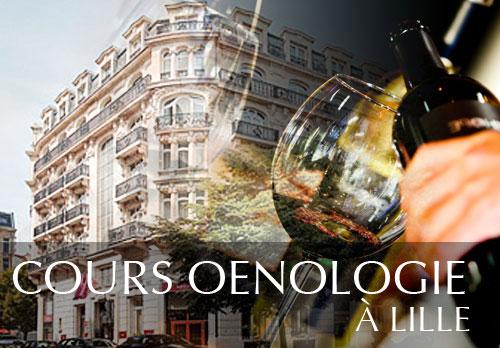 Cours d'oenologie au Novotel de Lille