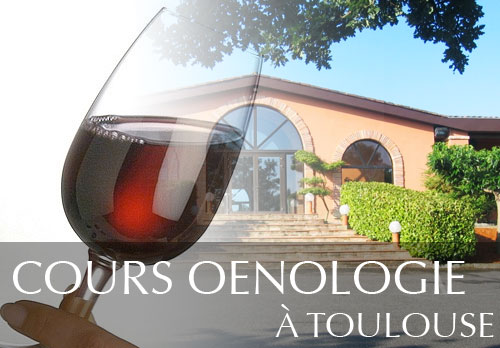 Cours d'oenologie au domaine Estolosa