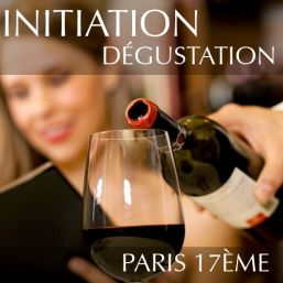 Initiation à la dégustation à Paris