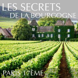Découverte des vins de Bourgogne à Paris