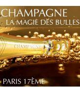 Champagne : dégustation et découverte à Paris