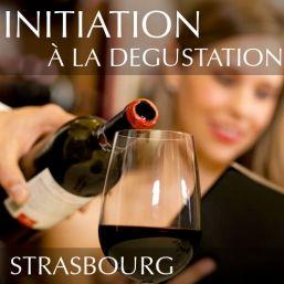 Initiation à la dégustation Strasbourg