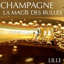 Champagne : dégustation et découverte à Lille