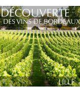 Comprendre les vins de Bordeaux à Lille