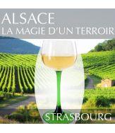 L'alsace et ses terroirs à Strasbourg