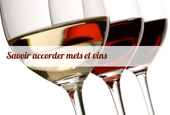 accord mets vins