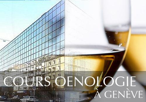 Cours oenologie au Novotel de Genève