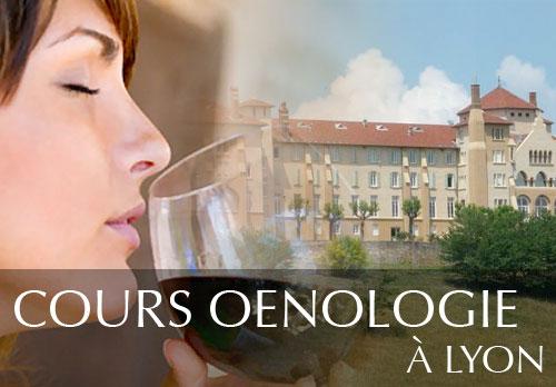 Les cours d'oenologie au domaine Lyon Saint Joseph