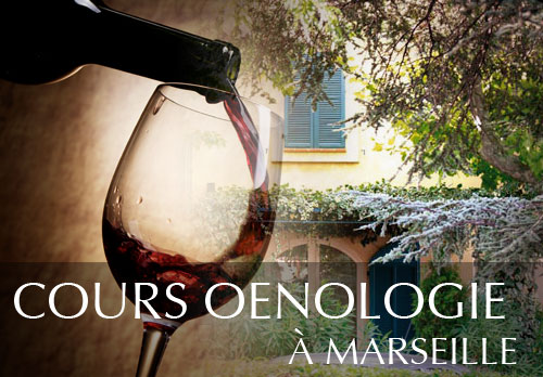 Cours oenologie au New Hotel Bompard of Marseille